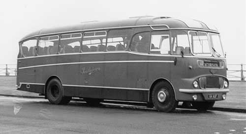 Crusader on Commer Avenger chassis